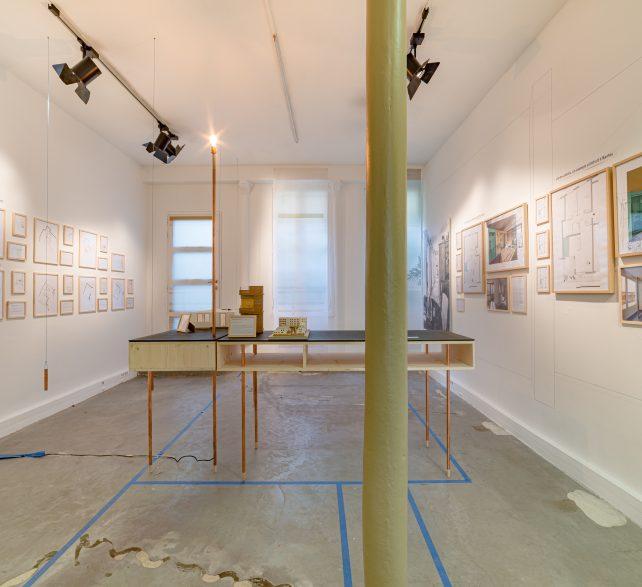 L'Entre-pièces, une proposition de<br>Lemérou Architecture