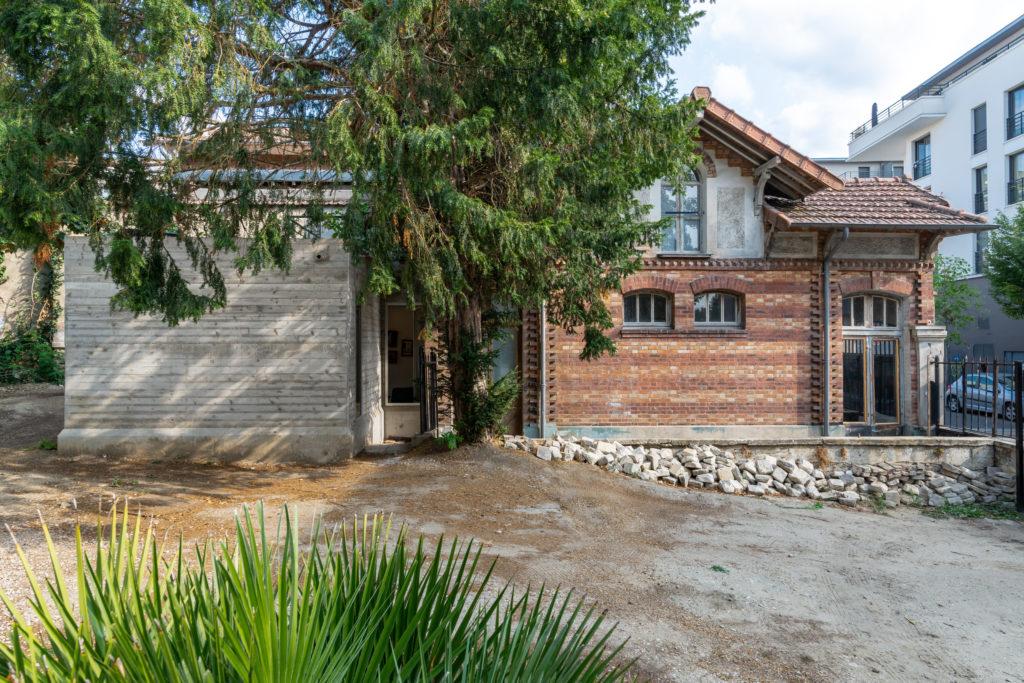 Extension et réhabilitation d'une maison individuelle à Ermont