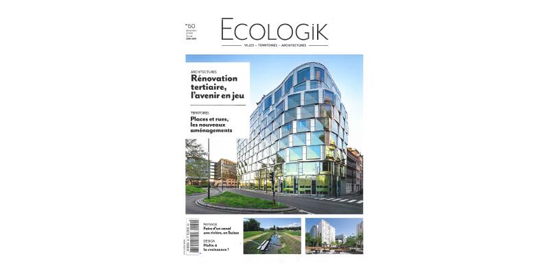 Ecologik n°60 - Décembre-Janvier Février 2018-2019 - Fontainebleau