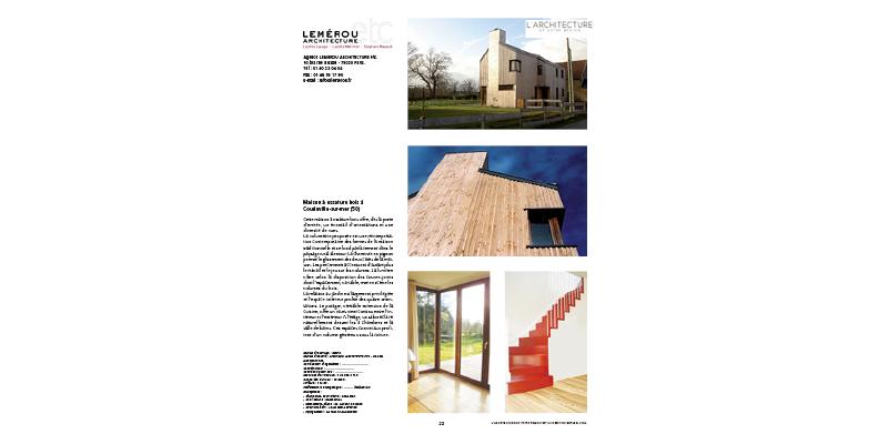 L'Architecture de votre région - Coudeville