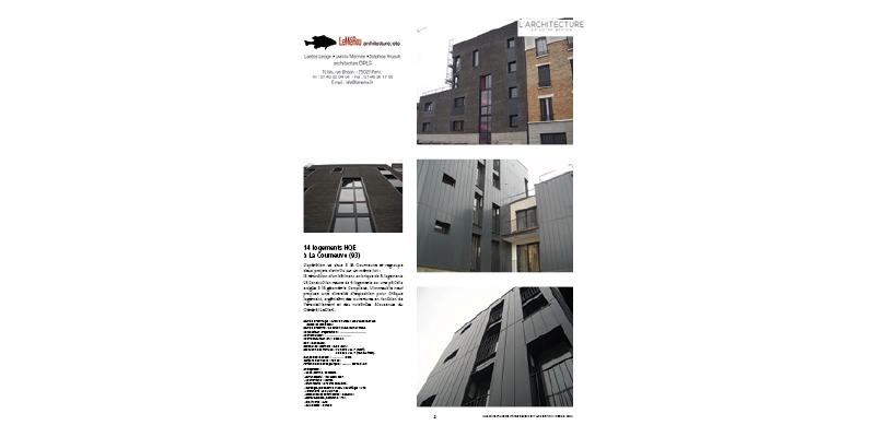 L'Architecture de votre région - La Courneuve